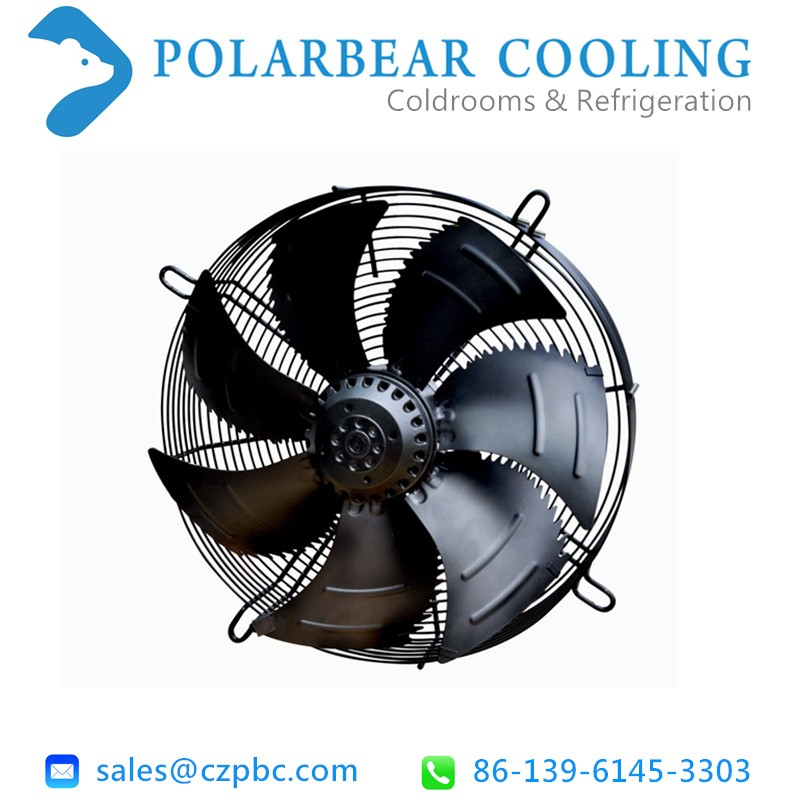 Evaporative Fan For Refrigeration Equipment