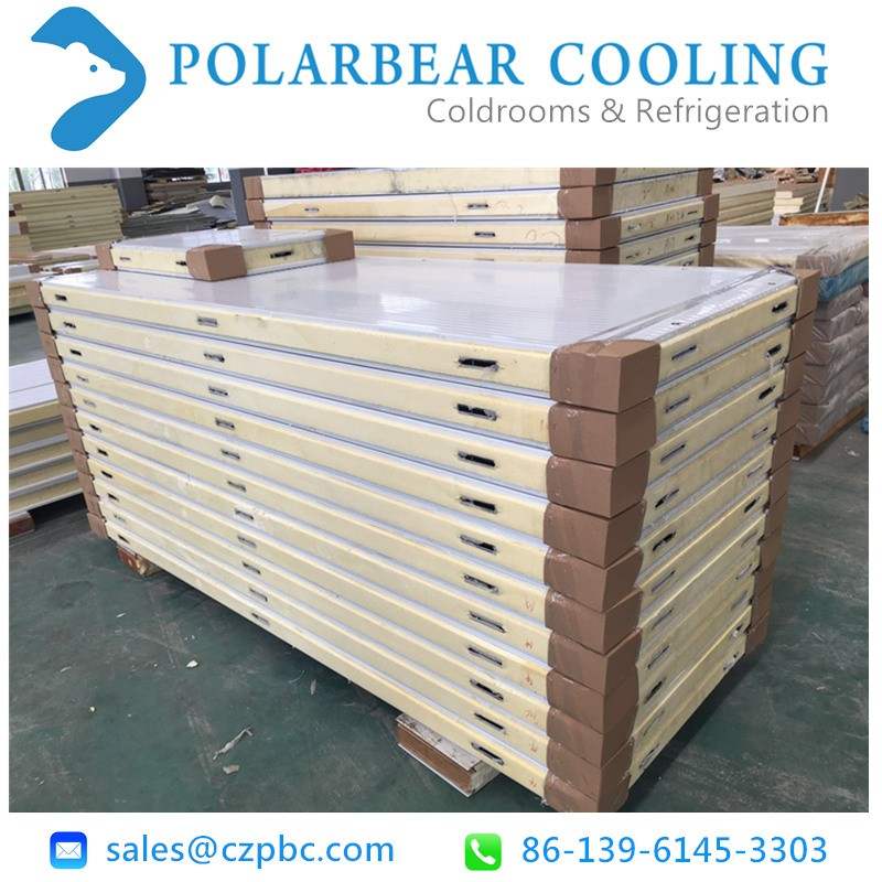 PIR sandwich panel for roof